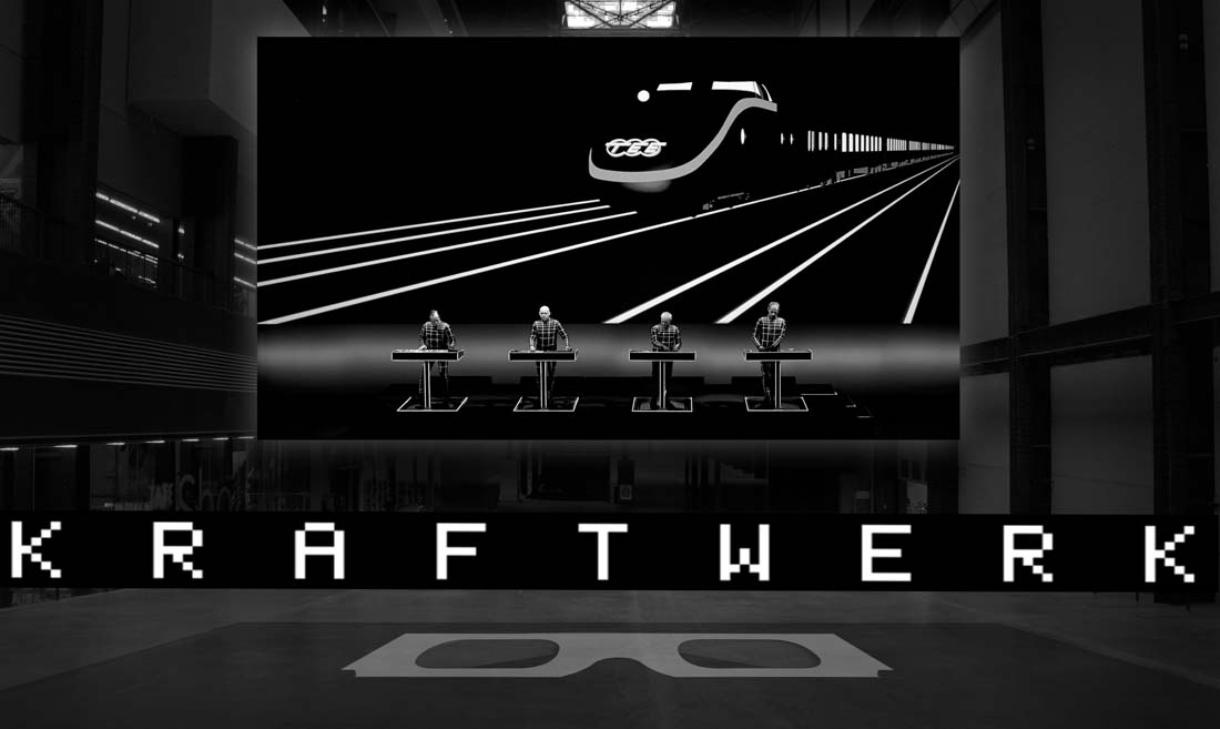 Photo 17 Kraftwerk 2021
